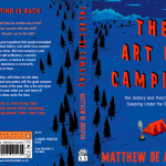 The Art of Camping cover by Matthew De Abaitua