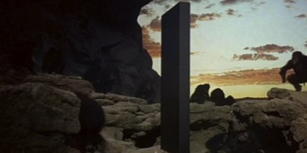 Monolith from 2001: A Space Odyssey