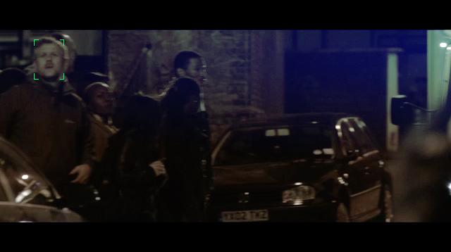 Matthew De Abaitua cameo in Dr Easy