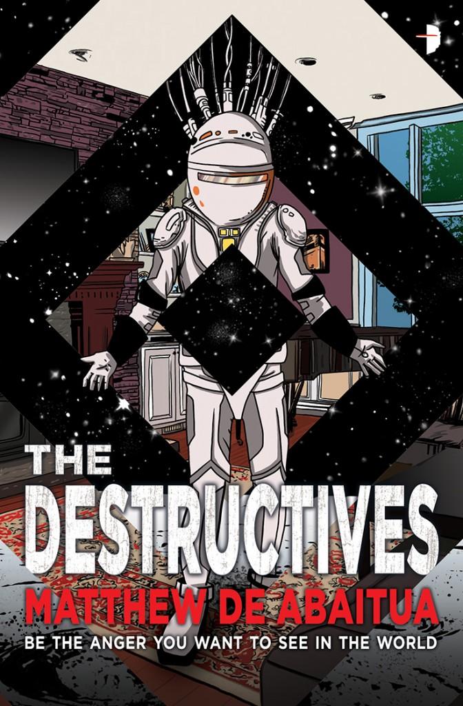 The Destructives, science fiction, Matthew De Abaitua