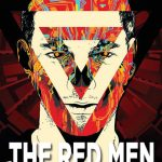The cover of The Red Men by Matthew De Abaitua by Raid71